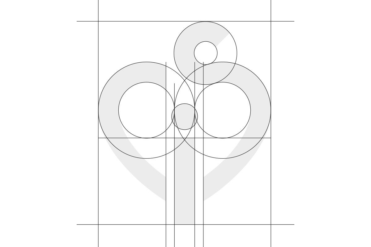 Logoaufbau CSI by Designfieber