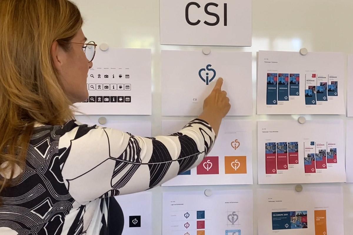 Konzeptionsphase bei Designfieber, Foto: Tamara Schlaupitz