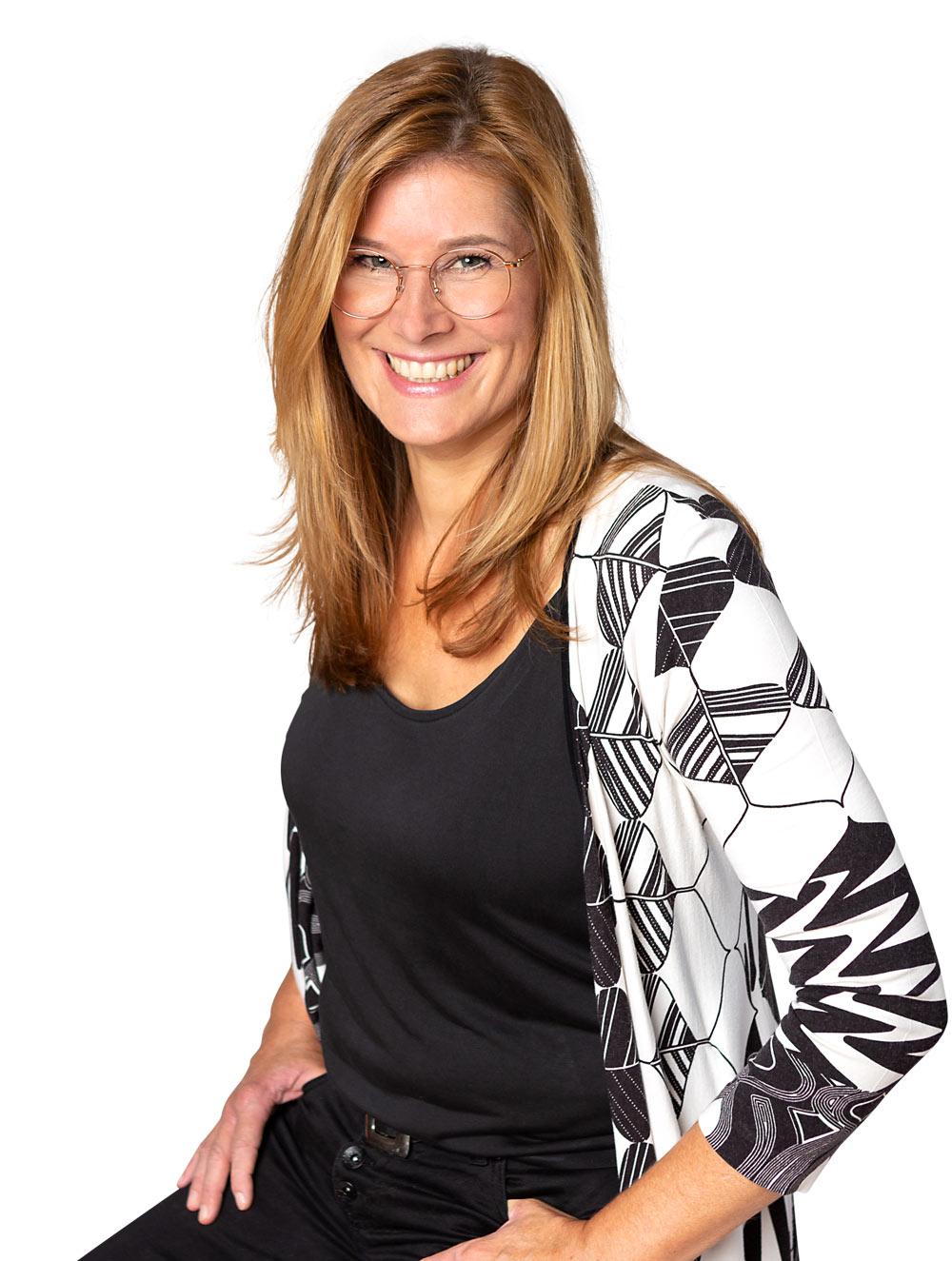 Portrait Tanja Hartung, Designfieber, Foto: Tamara Schlaupitz