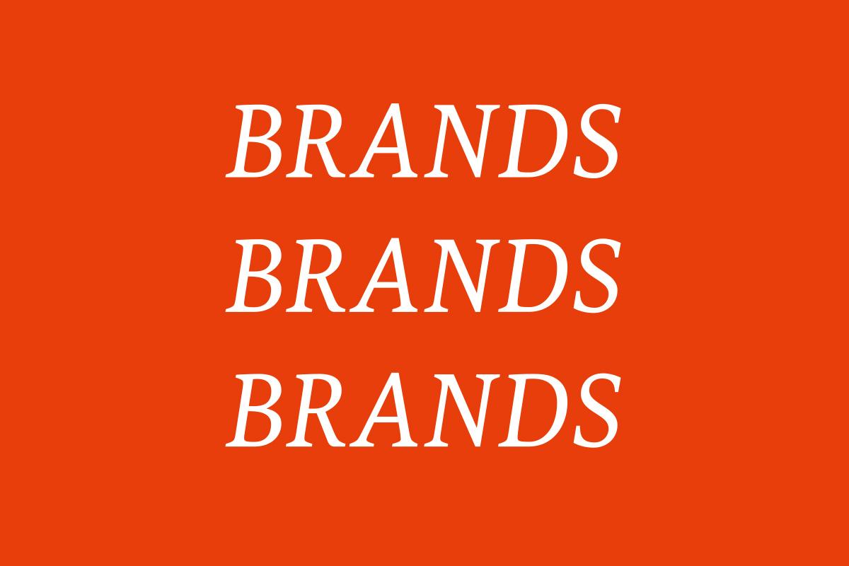 Teaserbild Brands