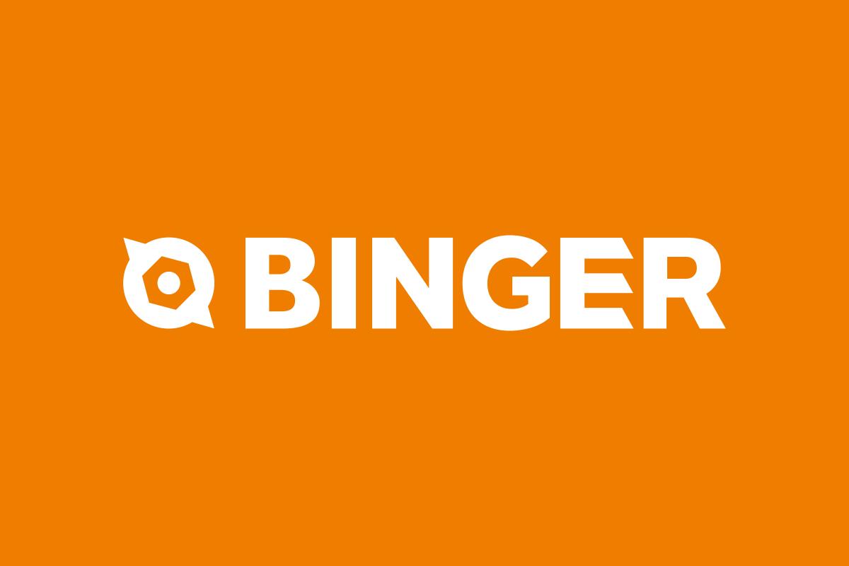 Wortbildmarke ERO BINGER by Designfieber