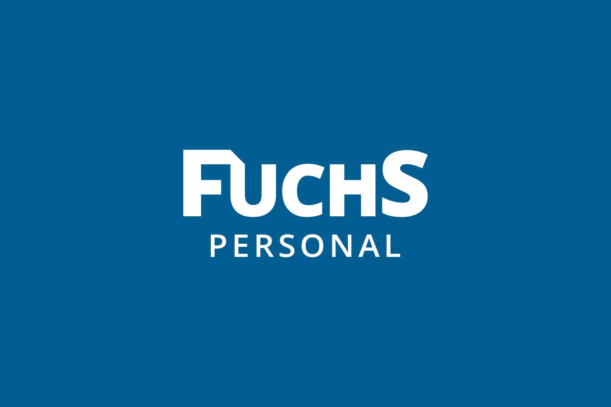 Wortmarke für Fuchs Personal by Designfieber