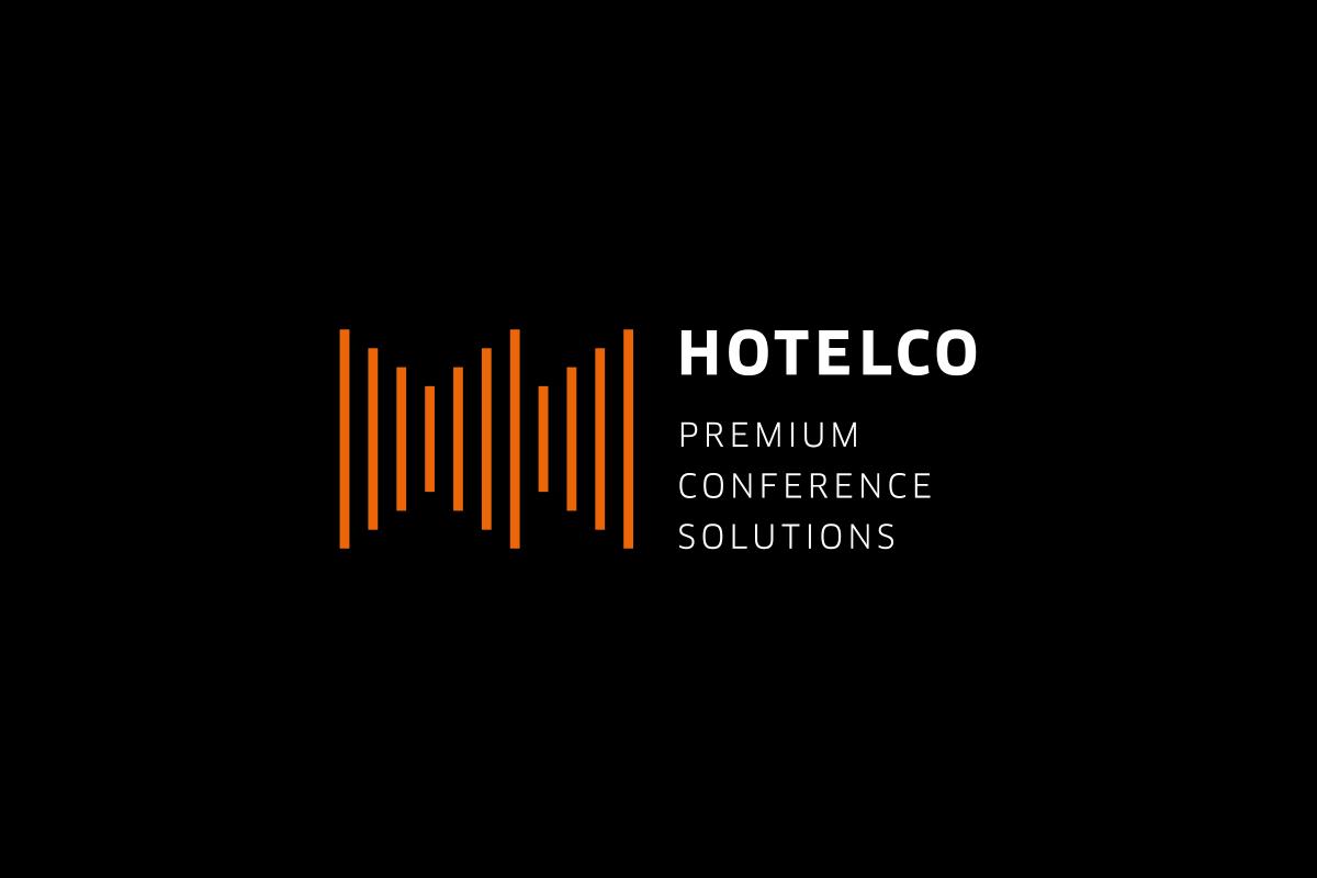Wortbildmarke Hotelco by Designfieber