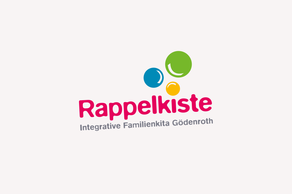 Wortbildmarke Rappelkiste by Designfieber