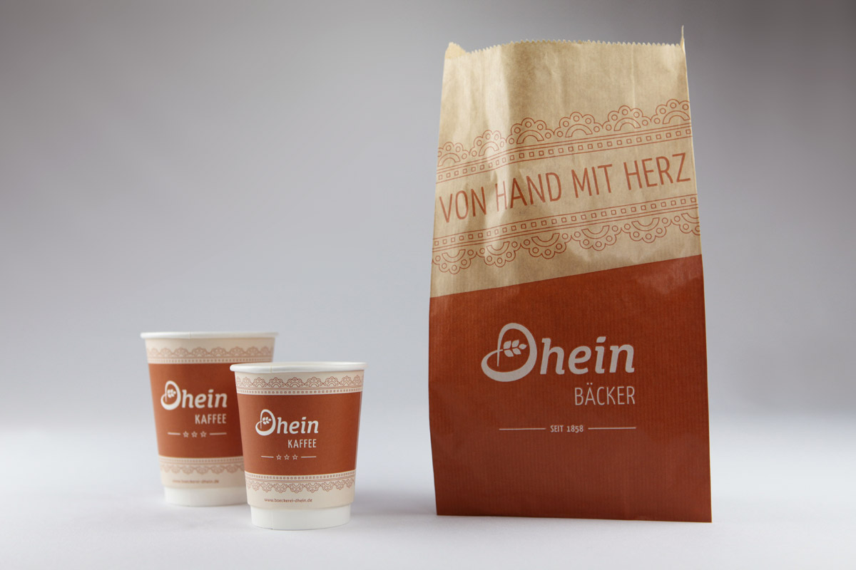 Packaging Bäckerei Dhein