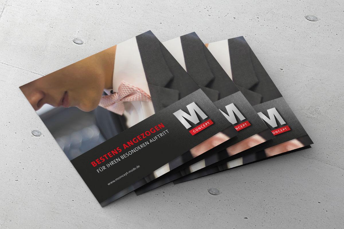 Cover Imagebroschüre M Concept