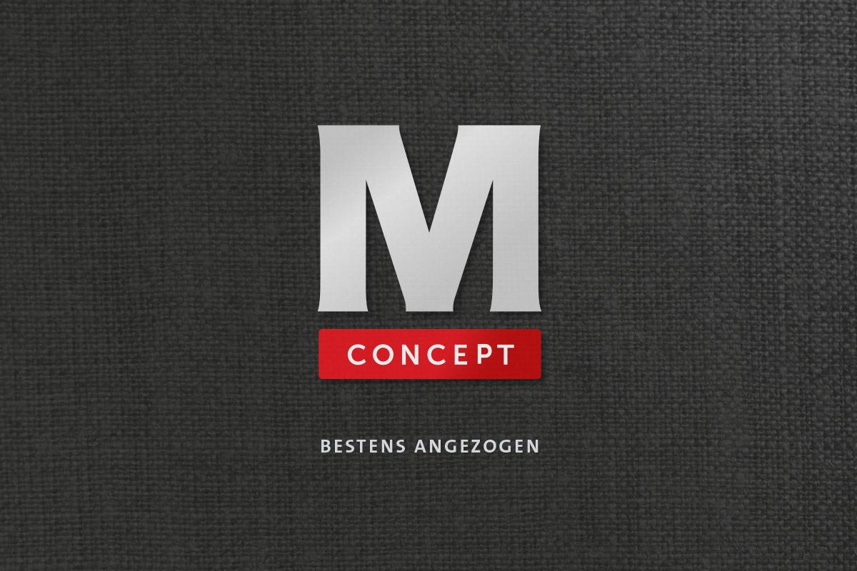 Logo M Concept
