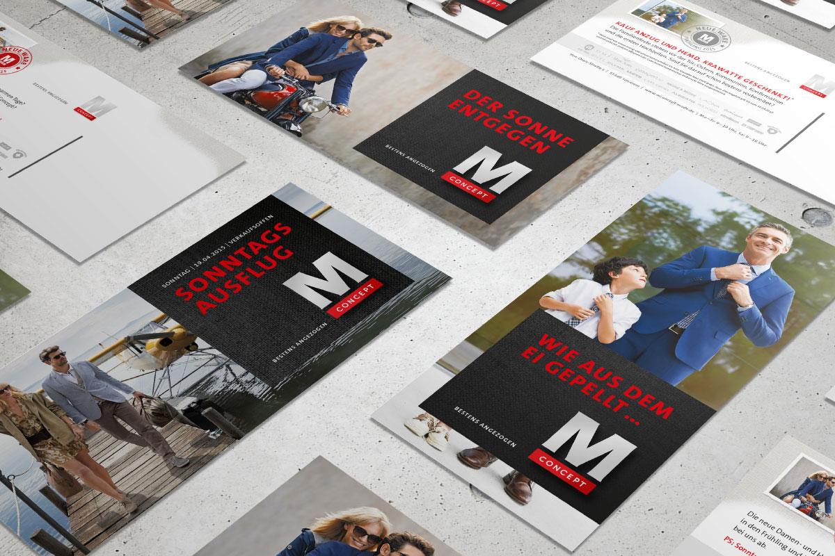 Mailing M Concept