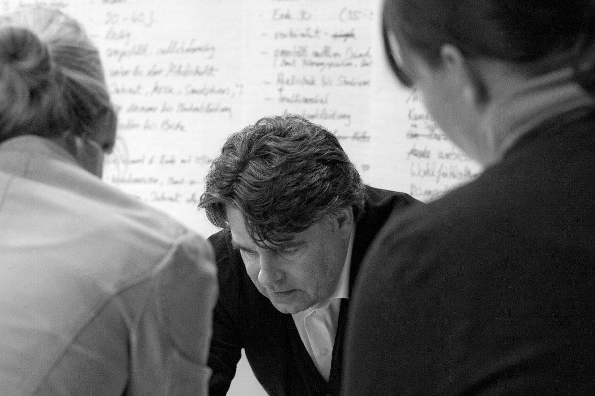 Markus Frey, Inhaber von M Concept