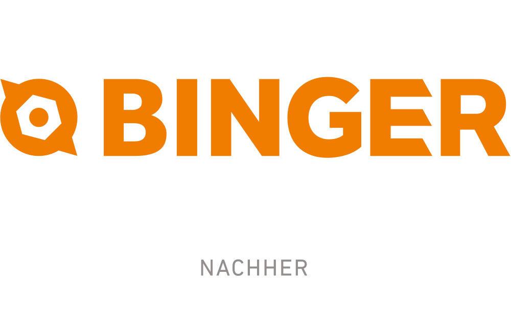 Logo nach Relaunch Ero Binger