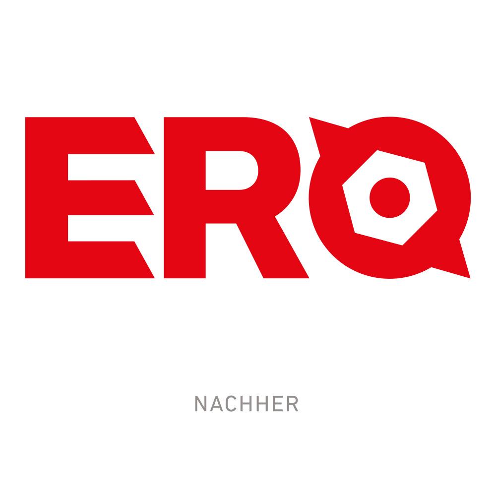 Logo Ero nach Logo Redesign