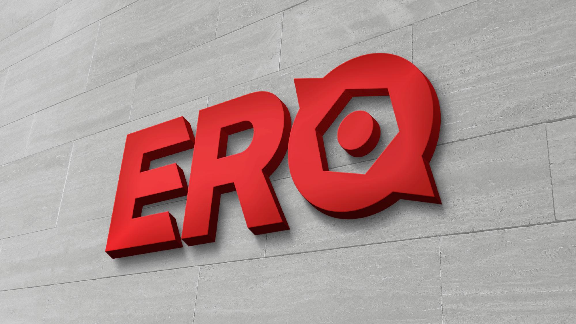 Logobranding Ero