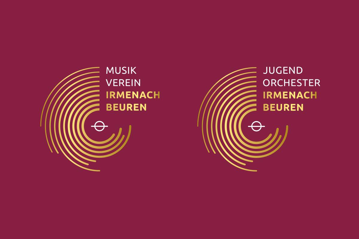 Logo Musikverein Irmenach-Beuren